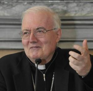 Il vescovo Cesare Nosiglia