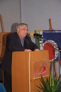 Don Bernardo Pornaro, direttore La Voce dei Berici