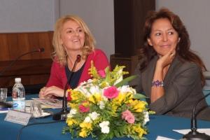 Romina Gobbo, Carmen Lasorella