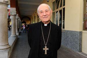 Mons. Armando Bortolaso, vescovo emerito di Aleppo