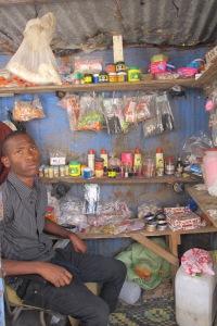 Aprile 2015 - Dakar, Senegal - Negozio Shalom (ph Romina Gobbo)