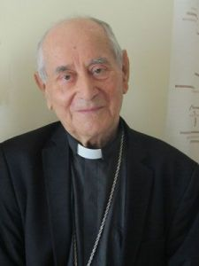 Padre Armando Bortolaso è vicario apostolico emerito dei Latini di Siria (foto Romina Gobbo)