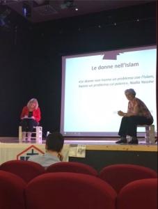 Da sinistra: Romina Gobbo e Silvana Siggillino