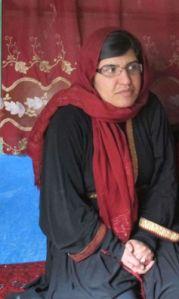 Weeda Ahmad, direttrice del Saajs (ph Romina Gobbo)