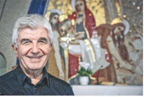 Padre Dino Battiston