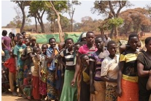Campo profughi di Knembwa, in Tanzania