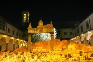 Il presepe di San Romano