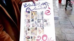Uno dei calendari realizzati annualmente da Gabriele Scotolati